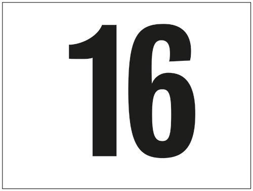 Medium Standard Numbers (Ref 16)
