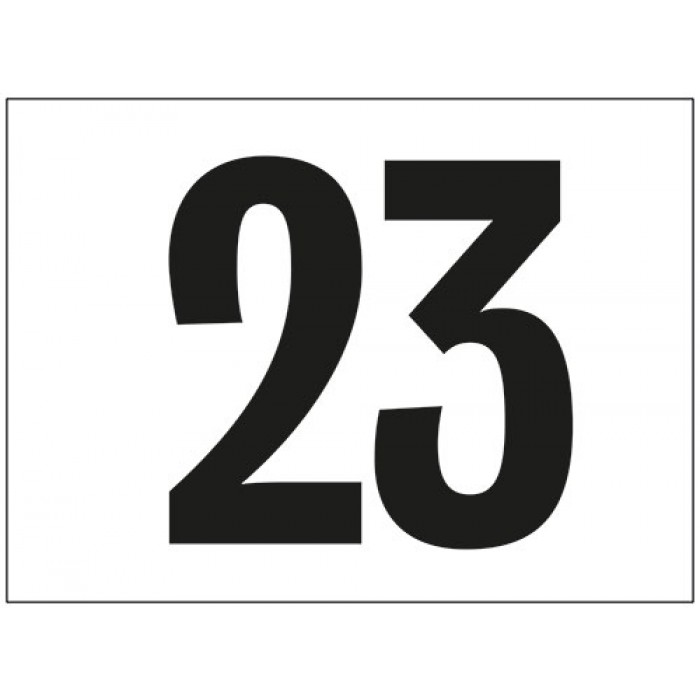 Small Standard Numbers (Ref 21c)